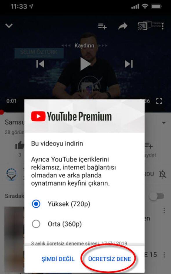 YouTube paralı mı oluyor? İşte YouTube Premium...