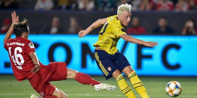 Arsenal Bayern Münih özet | Arsenal Bayern Münih maç özeti