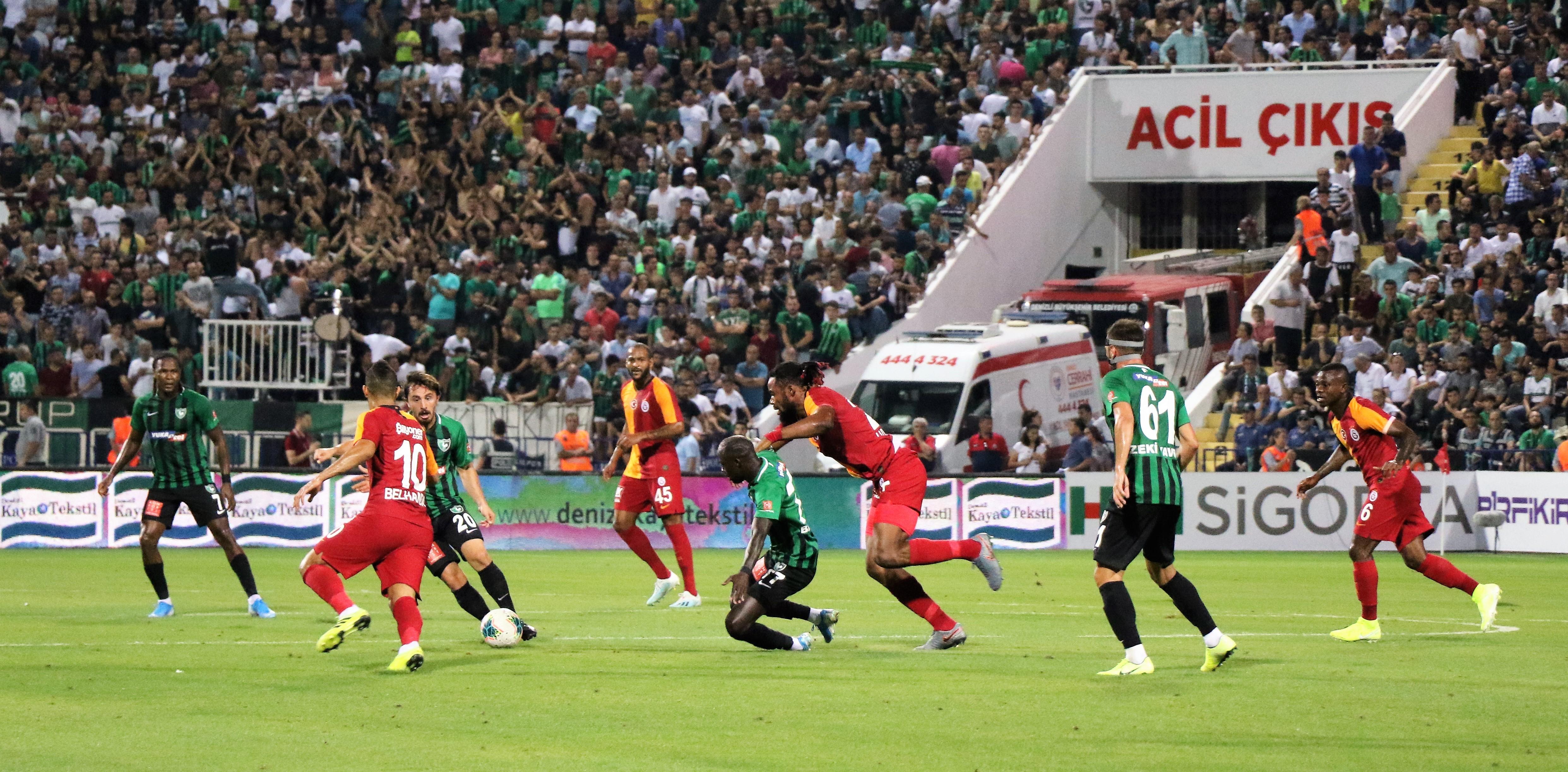 Denizlispor Galatasaray maç özeti izle | Denizlispor Galatasaray maçı özeti 2-0
