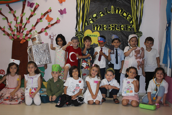 Tuzla Belediyesi Anne Çocuk Eğitim Merkezi Yaz Okulu'nda etkinlikler devam ediyor