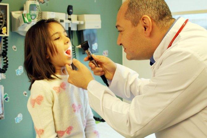 Çocuklardaki grip vakalarında bilinçsiz antibiyotik kullanımı bağışıklık sistemini zayıflatıyor