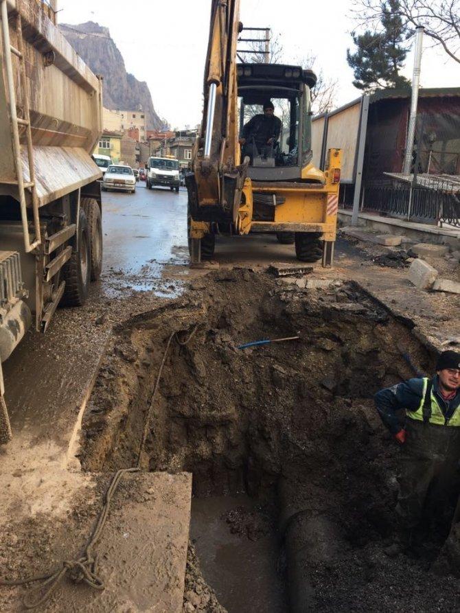 Afyonkarahisar Belediyesi'nden su kesintisine ilişkin açıklama