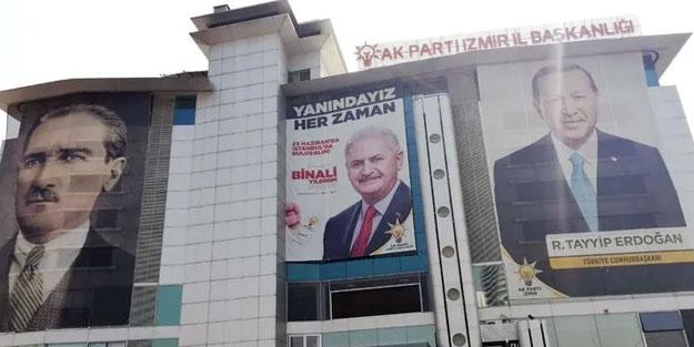 AK Parti'den 81 İl başkanına Binali Yıldırım talimatı verildi!