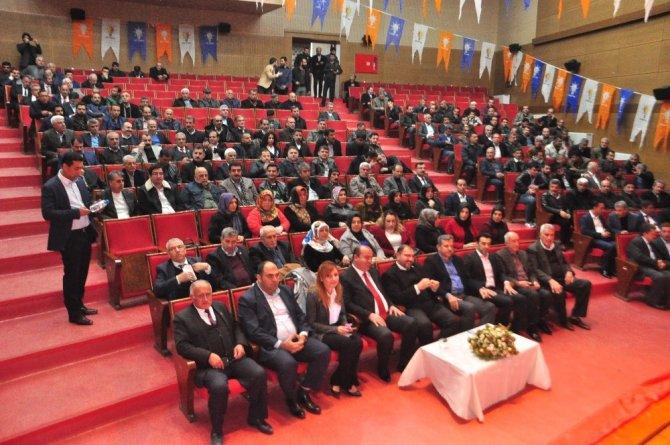 AK Parti Batman Meclis Toplantısı yapıldı