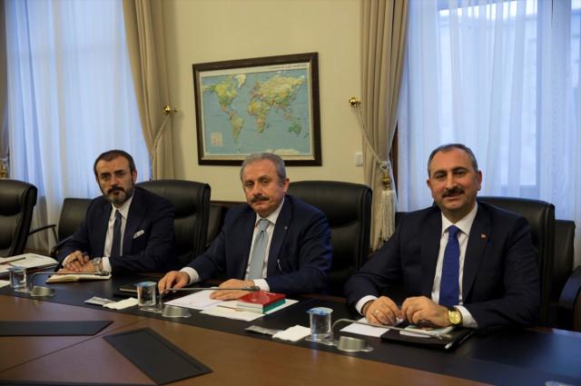 AK Parti-MHP Arasındaki İttifak Toplantısında Neler Konuşuldu