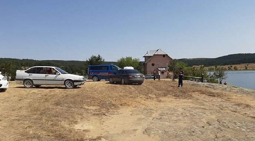 Kastamonu'da baraj göletinde facia: Anne, baba ve çocuk boğuldu