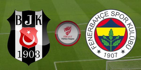 Beşiktaş Bjk Fenerbahçe Fb maçı canlı şifresiz izle!