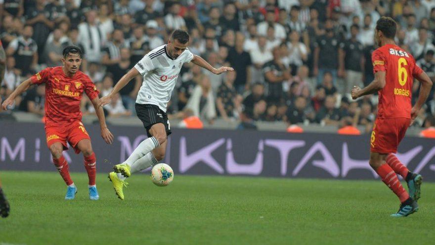 Beşiktaş Göztepe özet bein sport izle   Beşiktaş Göztepe maç özeti