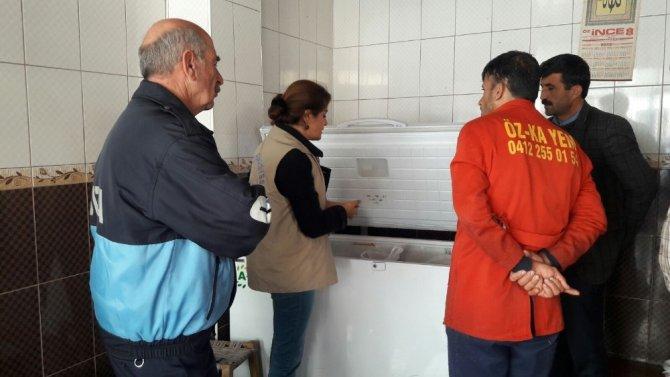 Büyükşehir Belediyesi dış ilçelerde gıda denetimleri yapıyor
