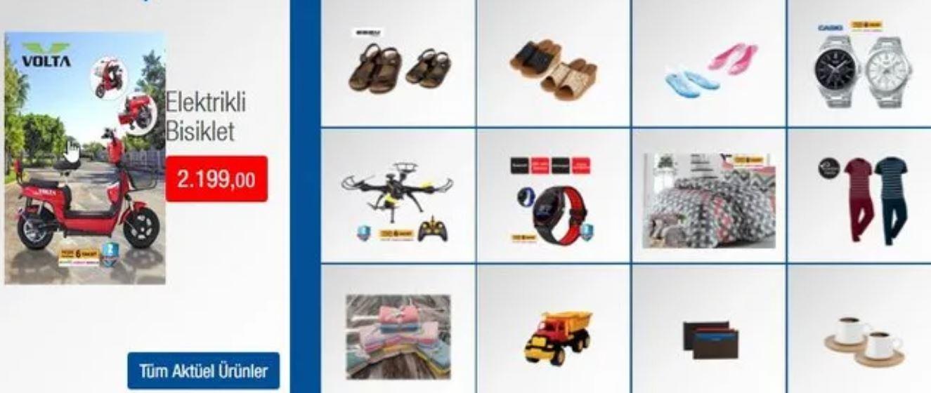 14 Haziran BİM Perşembe aktüel ürünler kataloğu çıktı