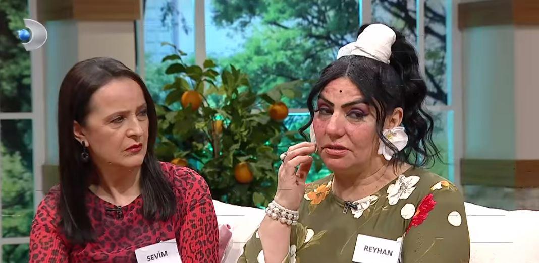 Gelinim Mutfakta'nın olay kaynanası Reyhan'nın yüzüne ne oldu?