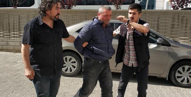 Samsun'da baldızını sokak ortasında vurdu