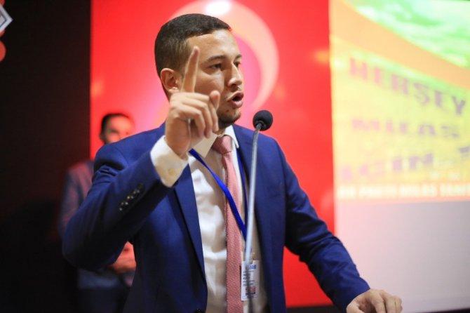 Milas'ta delege Fahri Acar'ı seçti