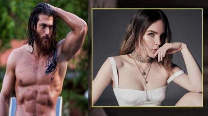 Belinda Peregrin kimdir? Can Yaman ile Belinda Peregrin sevgili mi?   Belinda Peregrin Instagram