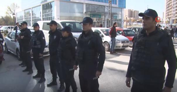 Ankara'da işçilerden toplu intihar girişimi!