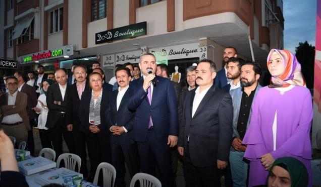 Şenocak, 25 Haziran'da İstanbul ve Tuzla Başka Bir Sabaha Uyanacak