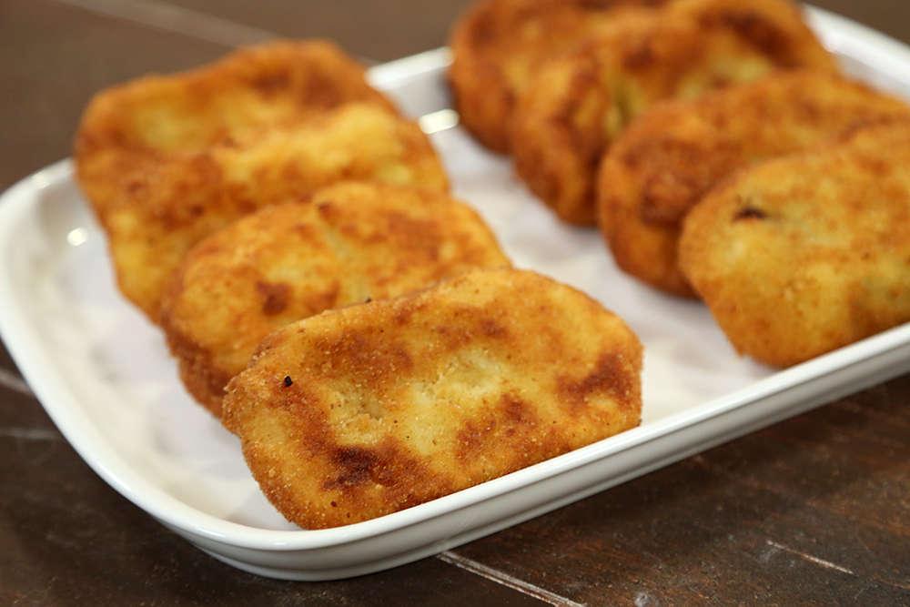 İçli patates nasıl yapılır? Gelinim mutfakta içli patates yemeği