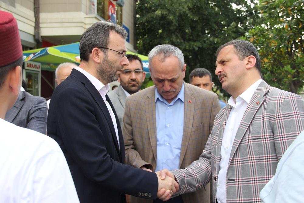 Tarım ve Orman Bakanı Dr. Bekir PAKDEMİRLİ Pendik'te