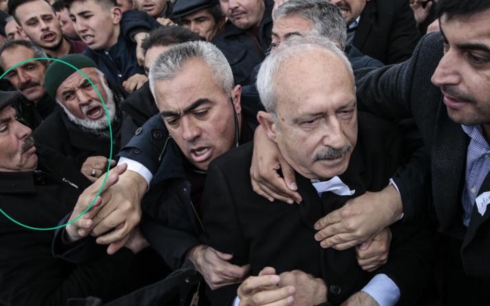 Kemal Kılıçdaroğlu'na kim saldırdı? Kılıçdaroğlu'na saldıran adam son dakika?