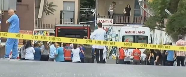 Ankara'da hastaneye kimyasal madde döküldü iddiası! Girişler kapatıldı...