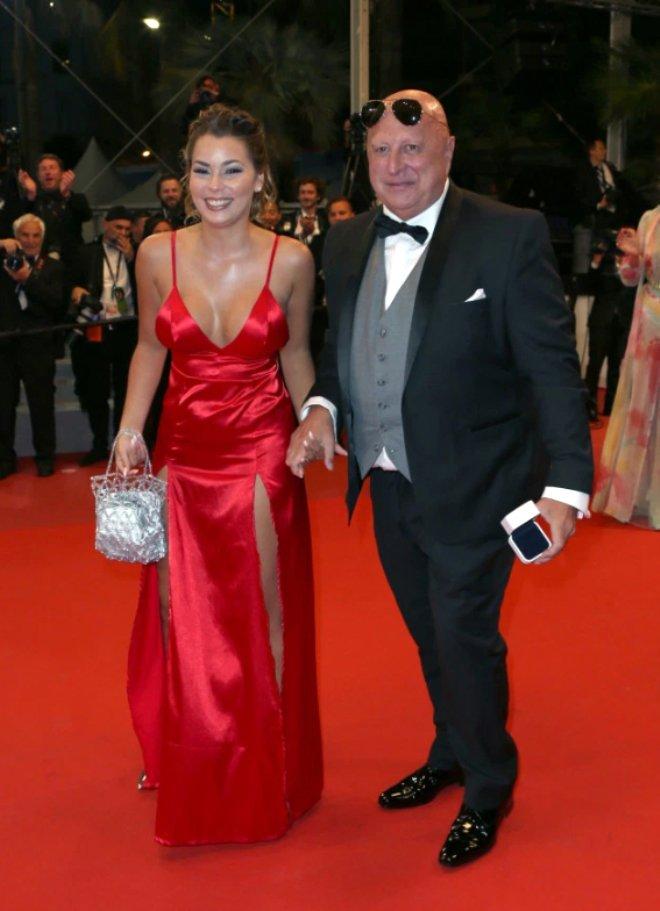 Cannes Film Festivali'nde romantik evlilik teklifi