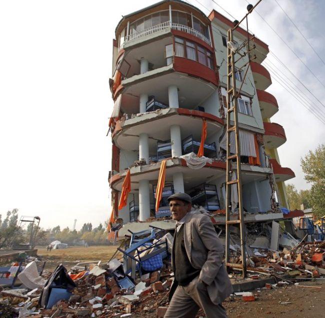 Erciş depremi şiddeti