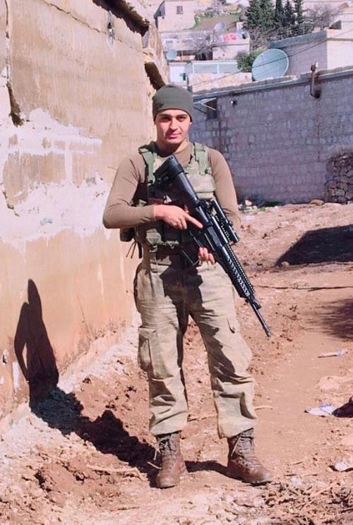 Afrin'de Şimdiye Kadar Şehit Düşen Askerlerin Hikayeleri 27 Mart 2018