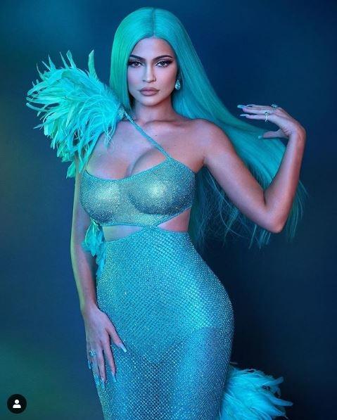 Kylie Jenner'in 420 bin Tl'lik hediyesi