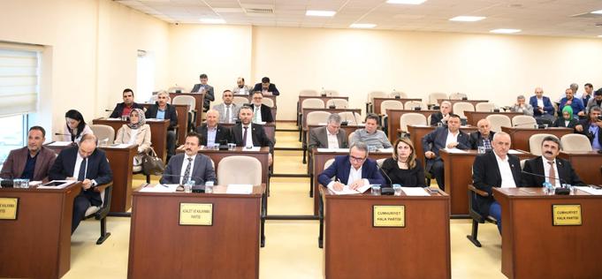 Tuzla Belediyesi'nin 2017 Yılı Faaliyet Raporu Kabul Edildi