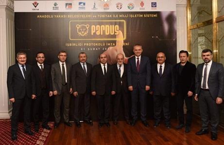 """Tuzla Belediyesi """"Pardus""""a Hazırlanıyor"""