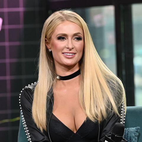 Paris Hilton temizlik yaptığı sırada yere kapaklandı