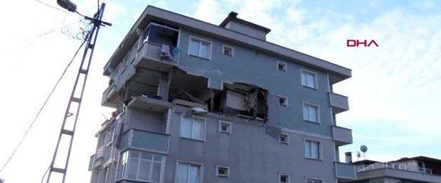 İstanbul'da şiddetli patlama: Duvar ve pencereler düştü!