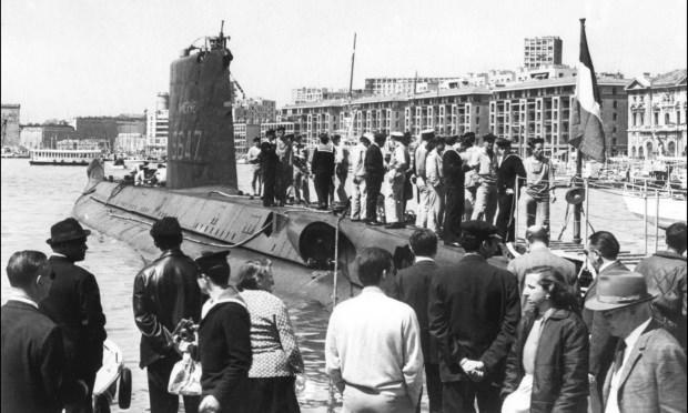 52 kişilik mürettebatıyla kaybolan denizaltı 51 yıl sonra bulundu