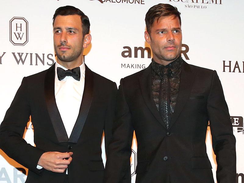 Jwan Yosef Kimdir |  Ricky Martin ve Erkek Arkadaşı Evleniyor