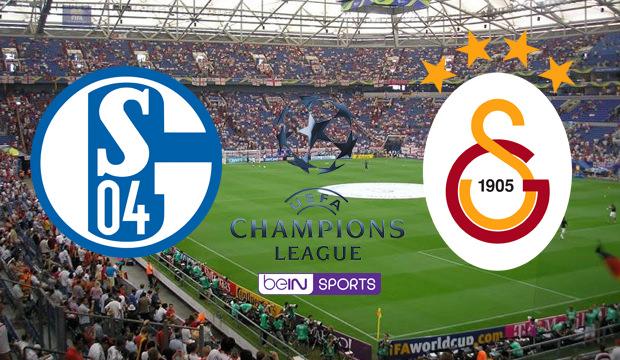 Schalke 04-Galatasaray maçı ne zaman?Hangi kanalda?