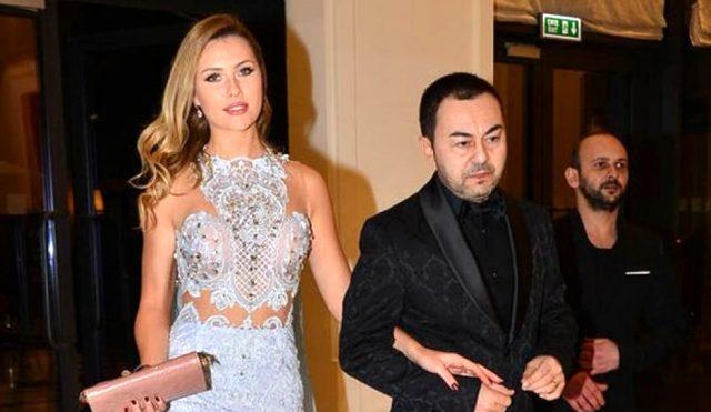 Serdar Ortaç evliliğin devam etmesi için Chloe Loughnan'a 500 bin TL teklif etti