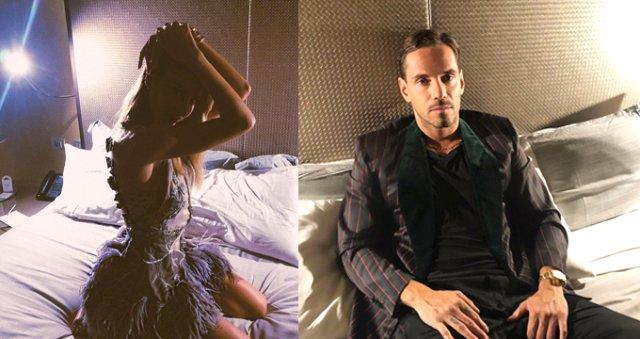 �eyma Suba�覺 yeni sevgilisi Guido ile yatak pozu nedir? Sevgilisi Guido kimdir?