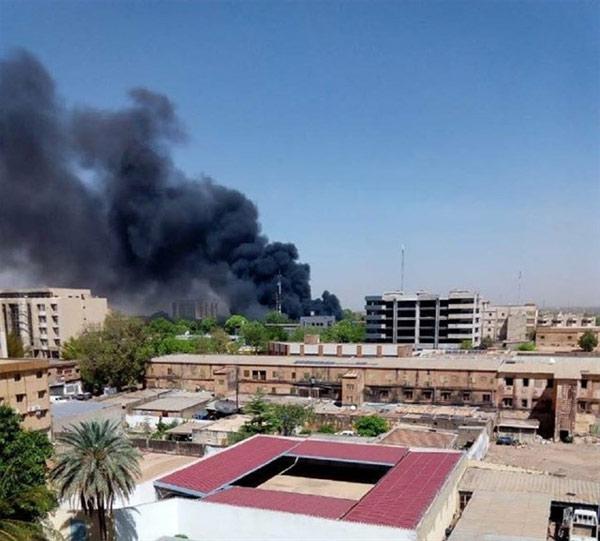 Burkina Faso'da Patlama ve Silah Sesleri