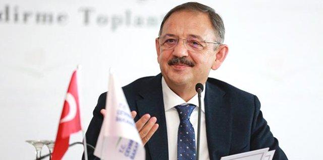 Mehmet Özhaseki: Bazı adaylarımızı geri çekebiliriz