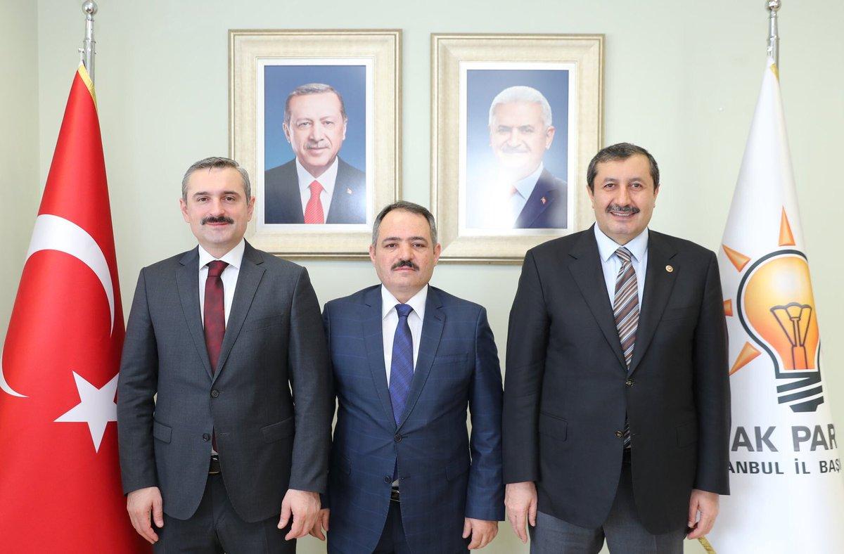 2018 Ak Parti Tuzla İlçe Yönetim Listesi ASİL/YEDEK