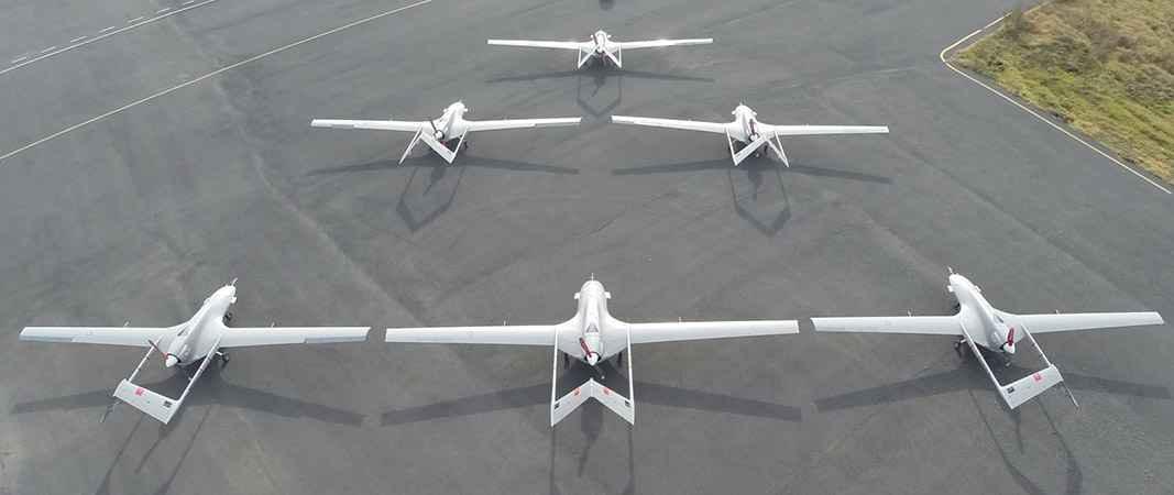 TB2 tipi insansız hava aracı için anlaşma imzalandı