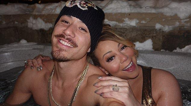 Mariah Carey'nin ihanet görüntüleri ortaya çıktı
