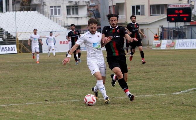 TFF 2. Lig: Fethiyespor: 0 Karşıkaya: 0