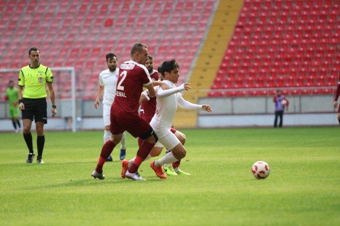 TFF 2. Lig: Mersin İdmanyurdu: 1 - İnegölspor: 3