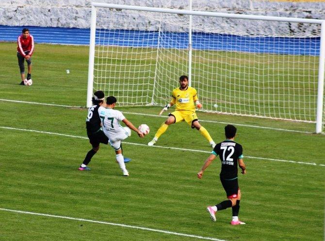 TFF 3. Lig: Osmaniyespor: 3 - Cizrespor: 0