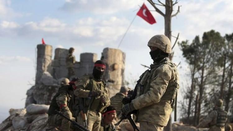 Afrin Operasyonu'nda Son Durum: 2 bin 434 terörist etkisiz hale getirildi