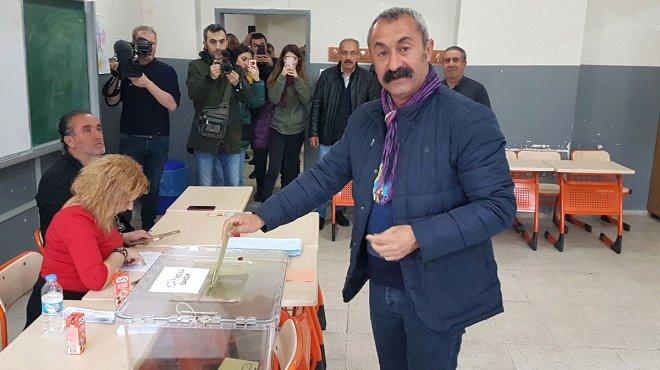 Tunceli Belediye Başkanı Fatih Mehmet Maçoğlu koronavirüse yakalandı