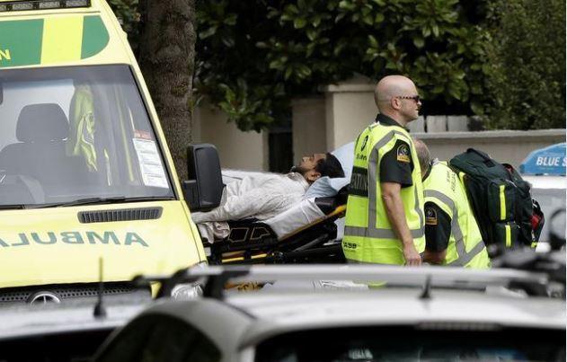 Avustralya Başbakanı açıkladı: Yeni Zelanda camii saldırında 40 kişihayatını kaybetti