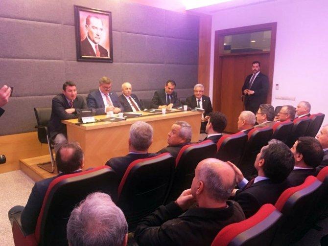 Kdz. Ereğli TSO Başkanvekili Yalçın ekonomik sorunlara çözüm istedi