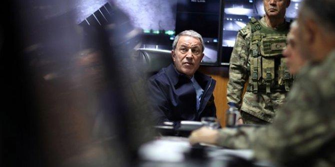Bakan Akar açıkladı: Türkiye Güvenli Bölge konusunda istediğini aldı